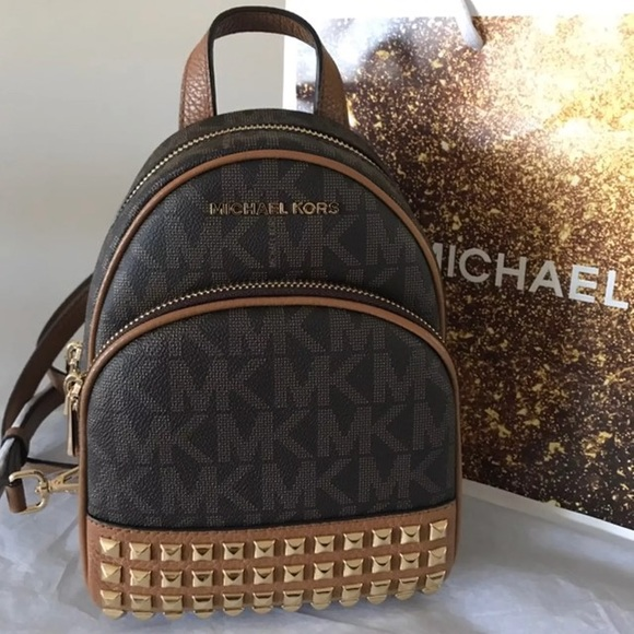443c86108f Michael Kors Abbey XS Backpack